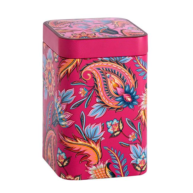 Boîte à thé Fireflower Rose - 100 g ou 500 g