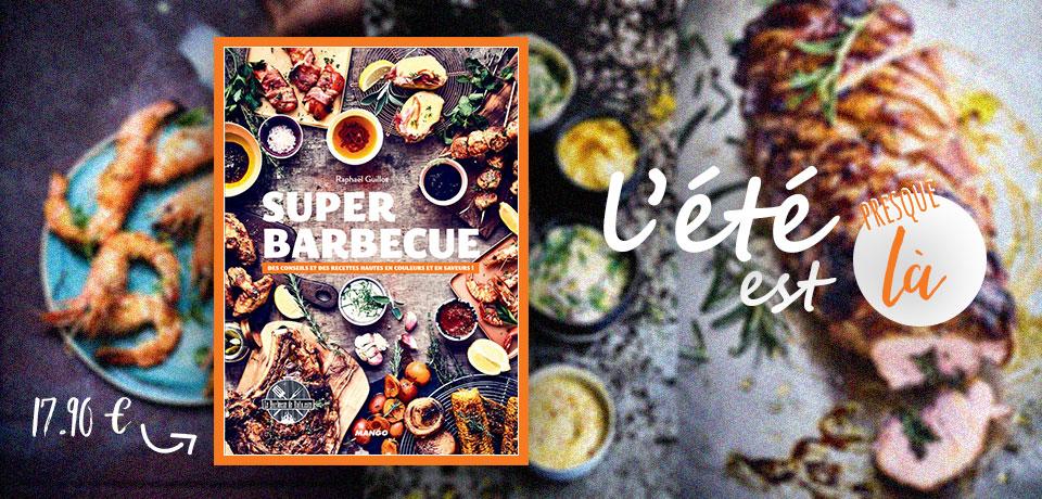 Une bible du barbecue qui vous propose, de manière concise et ludique, les techniques de cuisson et des recettes du monde pour faire de votre barbecue une véritable cuisine d'extérieure.