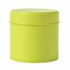 boite-a-the-ronde-80g-metal-vert