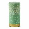 boite-a-the-japon-150g-pluie-florale-verte