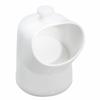 Main à sel en céramique finition porcelaine