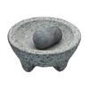 Mortier et pilon mexicain en granit
