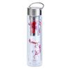 Thermos en verre double paroi avec infuseur Flowtea Cherry Kyoto - 40cl