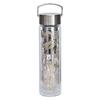 Thermos en verre double paroi avec infuseur Flowtea Tropic Summer - 40 cl