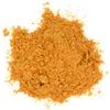 Écorce d'orange en poudre