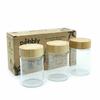 lot-3-pots-en-verre-75ml-avec-couvercle-a-vis-en-bambou-pebbly