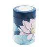 boite-a-the-padma-bleu-marine-metal-125g-eigenart-fleurs-lotus