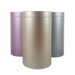 Boite à thé Stones - Format tube 500g - Coloris multiples