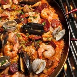 paella-poulet-chorizo