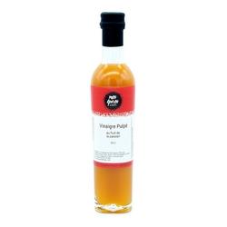 Vinaigre à la pulpe de fruit de la passion - 25 cl de Divers