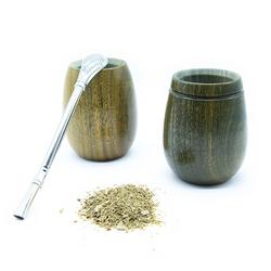 Tasse à maté en bois Palo santo