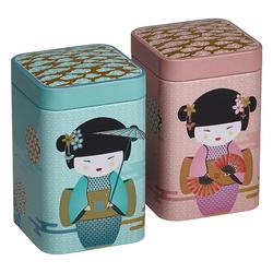 Boîte à thé New Little Geisha - 100 g