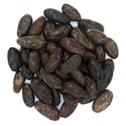 Fèves de cacao torréfiées de Colombie