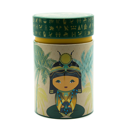Boîte à thé Little Egypt Petrol - 150 g