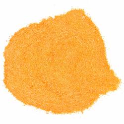 Écorce de mandarine en poudre