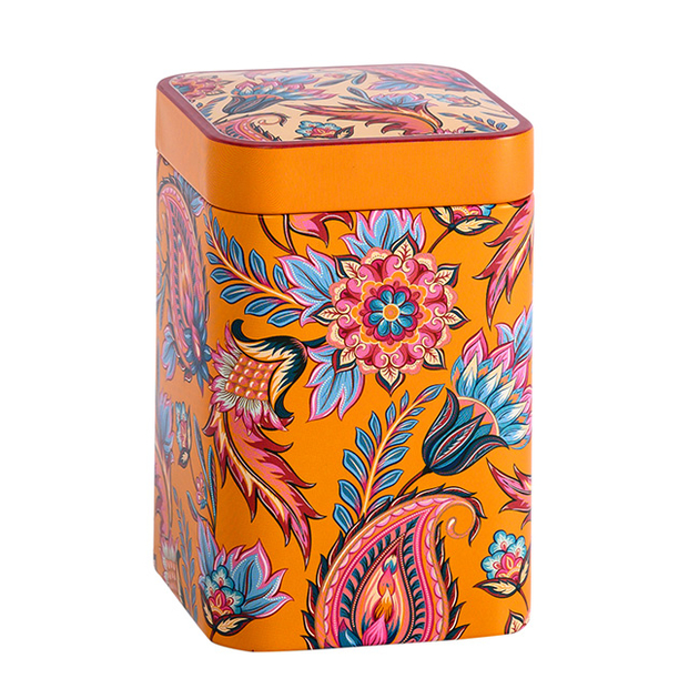 boite-a-the-fireflower-orange-metal-150g-eigenart