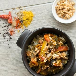 curry-aubergine-poivron-tomate-aux-graines