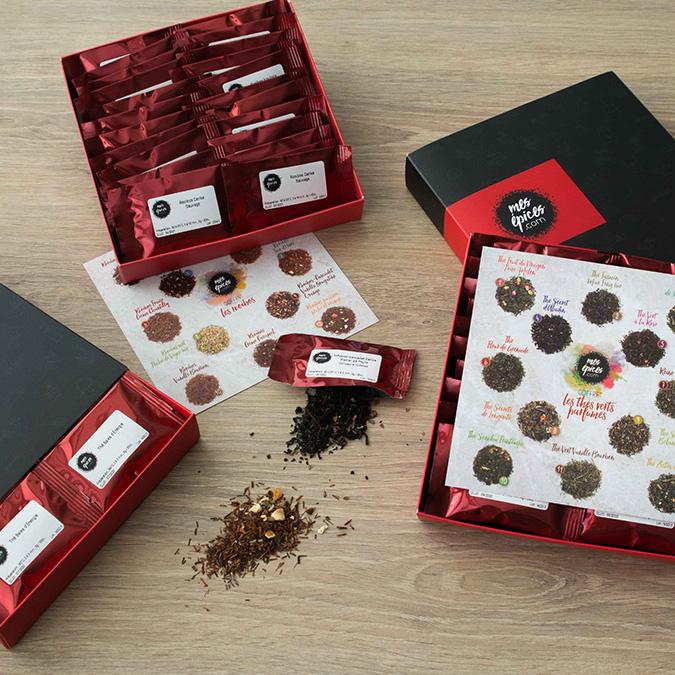 les-coffrets-cadeaux-noel-fetes-thes-noirs-verts-infusions-rooibos-carcadet-sans-theine