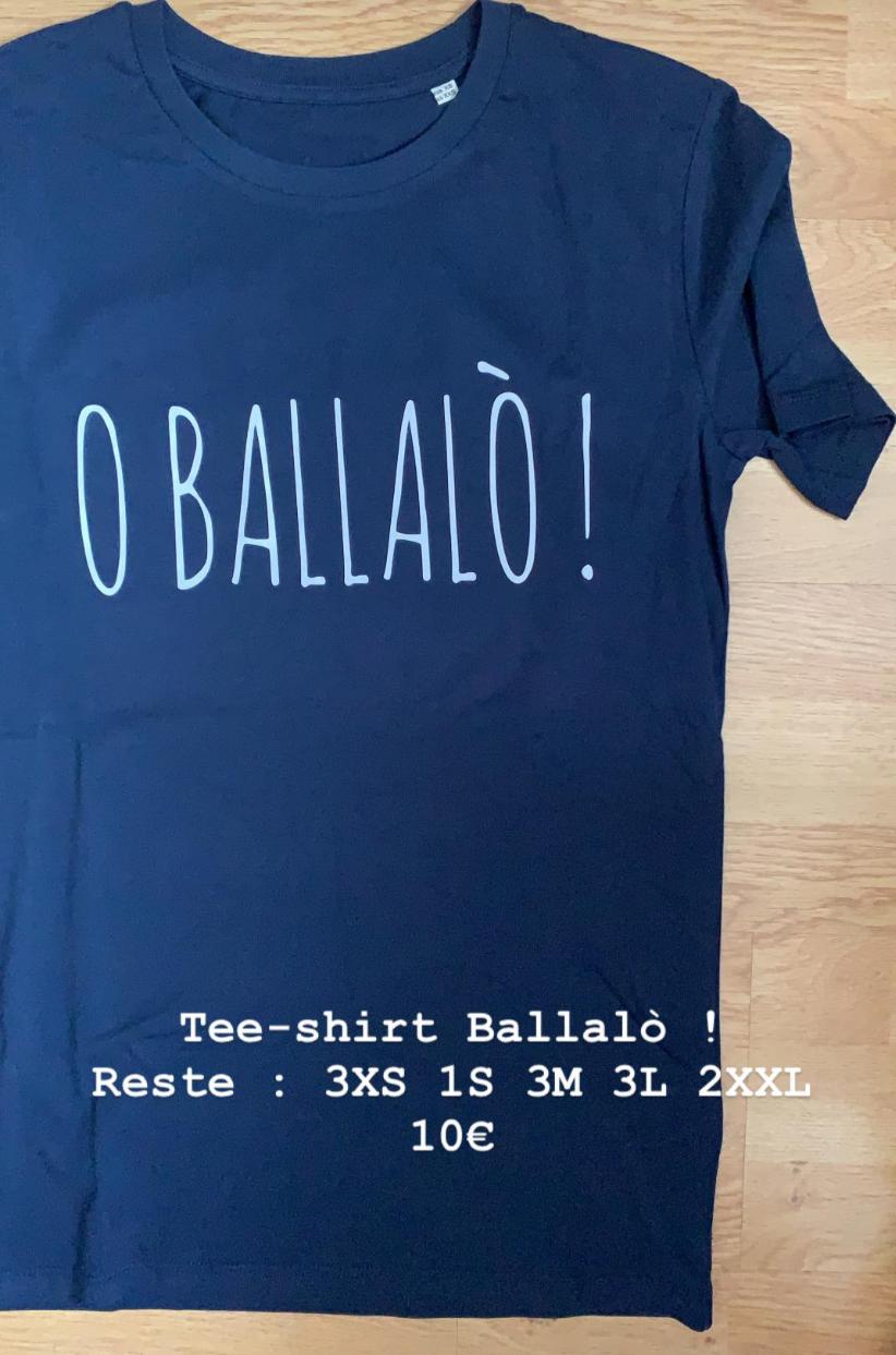 O BALLALÒ !