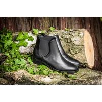 Chelsea Boots noires ALIMA femme du 36 au 46 - Collection CAPSULE