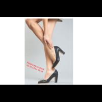 Escarpins noirs grande pointure femme