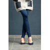 Ballerines grandes tailles bleues