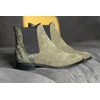 Chelsea Boots kaki ALIMA femme du 36 au 46 - Collection CAPSULE