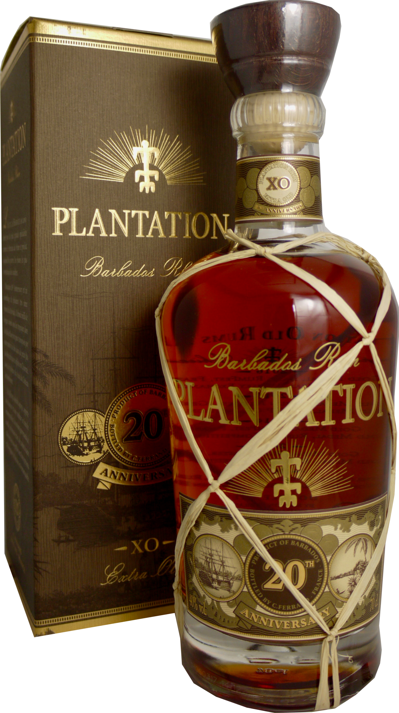 Plantation Rum XO 20th Anniversary - Plantation