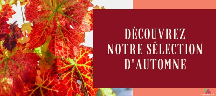 Selection d'automne 2020