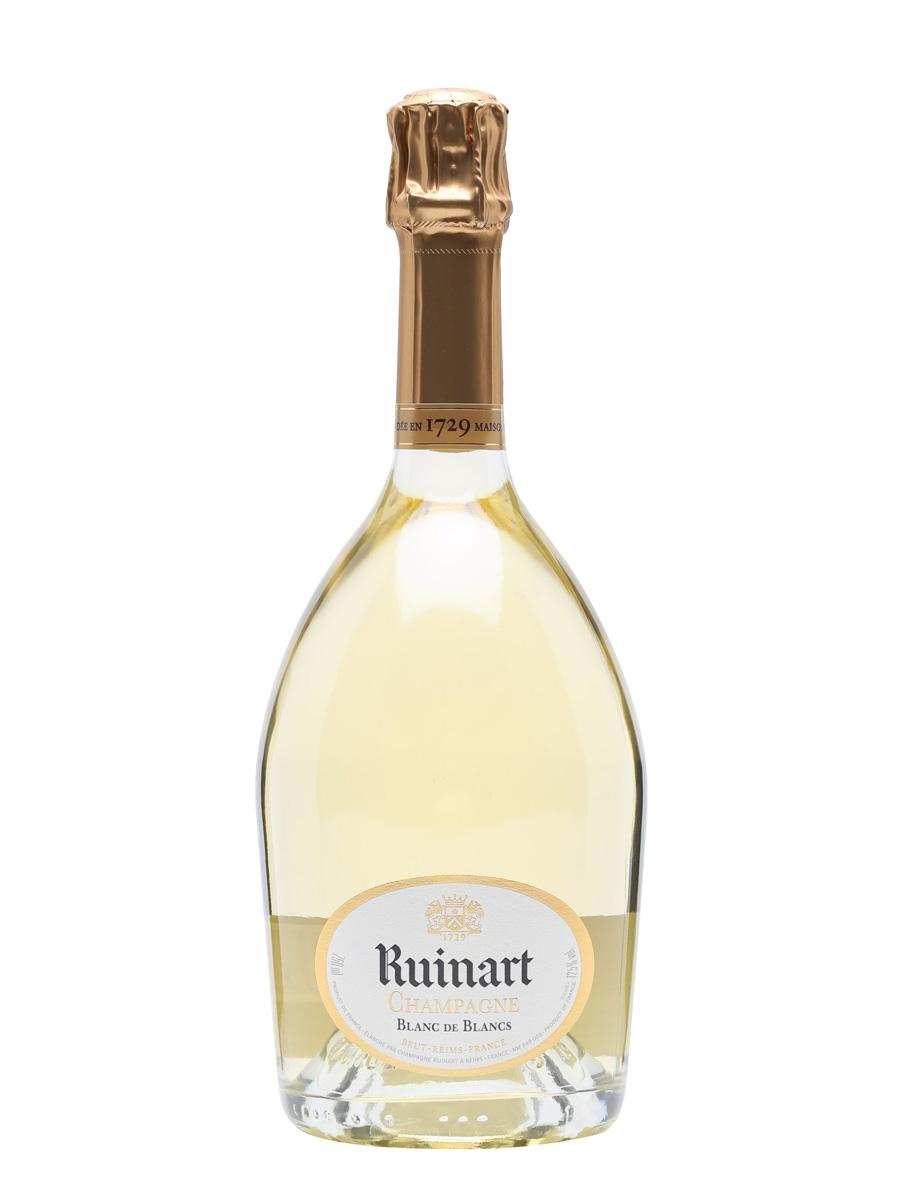 champagne ruinart temperature