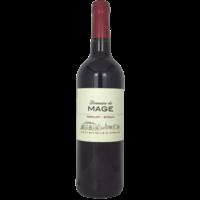 Merlot-Syrah Rouge - 2018 - Domaine du Mage
