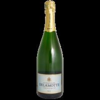 Champagne Blanc - Brut - Champagne Delamotte