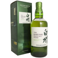 Hakushu - Single Malt Whisky - Suntory
