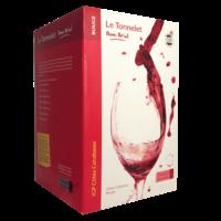 """Côtes Catalanes """"Le Tonnelet""""  - Rouge - 5L - Dom Brial"""
