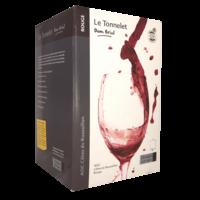 """Côtes du Roussillon """"Le Tonnelet"""" - Rouge - 10L"""