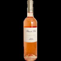 Cinsault-Syrah - Rosé - 2019 - Laurent Miquel