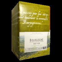 Bourgogne Pinot Noir  - 10L - Rouge - Vignerons de Buxy