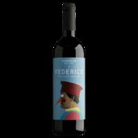 Federico Romagna - Rouge - 2016 - Pandolfa