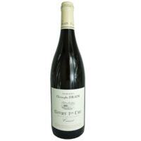 Givry 1er Cru Crausot Blanc - 2017 - Domaine Christophe Drain