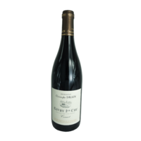 Givry 1er Cru Crausot Rouge - 2017 - Domaine Christophe Drain