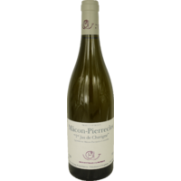 Mâcon-Pierreclos 1er jus de Chavigne Blanc - 2015 - Domaine Guffens-Heynen