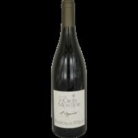 Bourgogne Vézelay Blanc L'Elegante - 2016 - Domaine de la Croix Montjoie