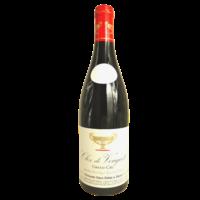 Clos de Vougeot Grand Cru - Rouge - 2018 - Domaine Gros Frère & Soeur