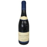 "Chassagne-Montrachet 1er Cru ""Morgeot"" - Rouge - 2017 - Domaine Fernand et Laurent Pillot"
