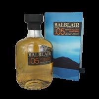 Whisky Balblair - 2005