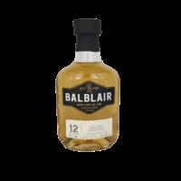 Whisky Balblair - 12 ans