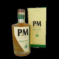 Whisky - Single Malt Tourbé - P&M