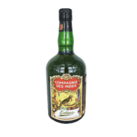 Compagnie des Indes Latino 5 ans - 70 cl