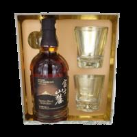 Whisky Kirin Signature + coffret 2 verres - Kirin - 70 cl