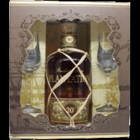 Coffret 2 verres et Plantation XO 20th Anniversary - 70 cl